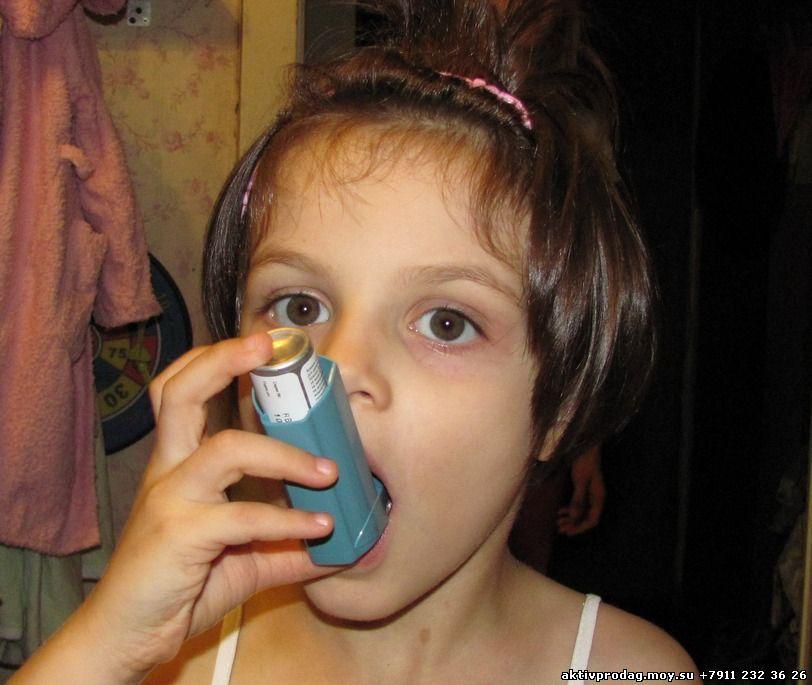 Аллергический ринит - типичная картина